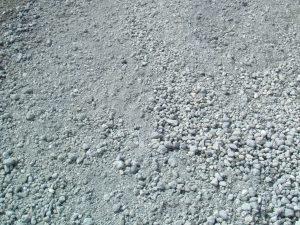 再生砕石 拡大